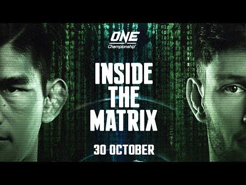 Aung La N Sang vs. Reinier De Ridder | ONE Championship Main Event Trailer