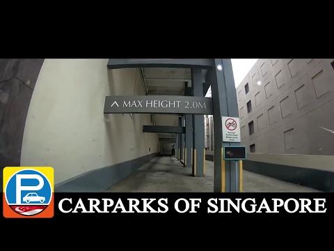 Liat Towers Car Park