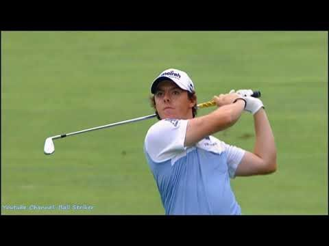 Rory Mcilroy Golf Shots - 2011 U.S. Open