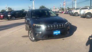 2020 Jeep Cherokee Corpus Christi, Beeville, Port Aransas, Alice, Kingsville, TX LD552975