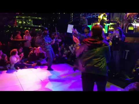 Joe Dee vs Tanya Kupra | Free Spirit Musicology | Semifinal Breakbeats and Funk