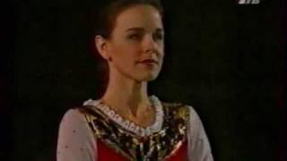 """Гордеева """"Русский народный танец"""" 2003"""
