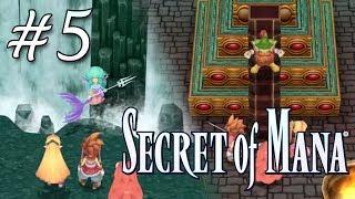 Secret of Mana Remake (PS4) - Parte 5 - Undine y Gnome