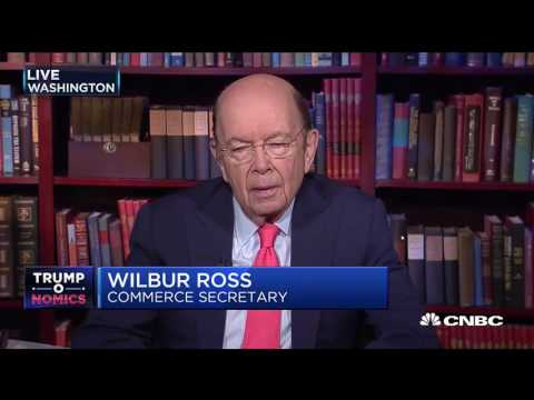 """""""We're not finished negotiating with China"""" - Wilbur Ross (May 12, 2017)"""