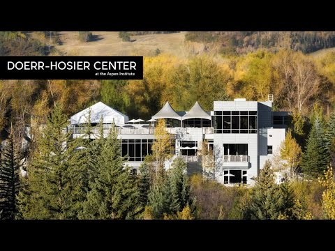 Architecture Spotlight #71 | The Aspen Institute & Herbert Bayer by Jeffrey Berkus Architects