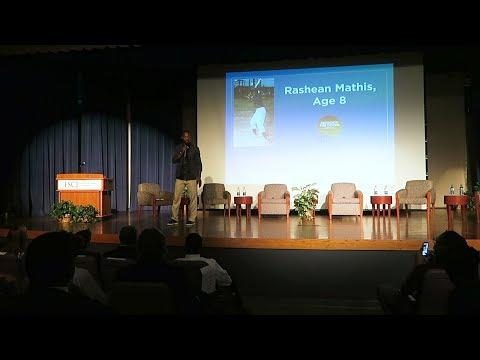 Rashean Mathis: Bridging The Divide