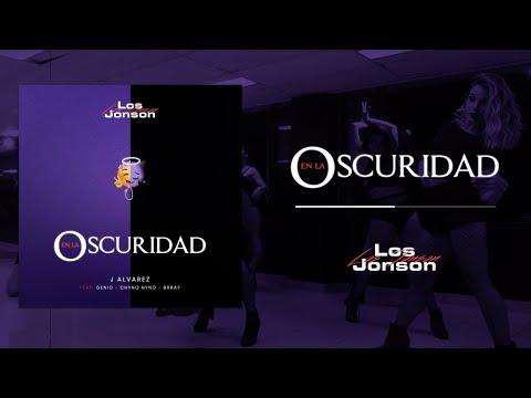 J ALVAREZ FEAT GENIO, CHYNO NYNO, BRRAY – EN LA OSCURIDAD (AUDIO COVER) LOS JONSON