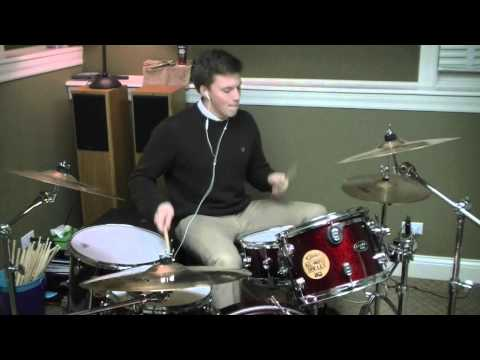 """Brown Sugar"" by The Rolling Stones - Drum Cover"