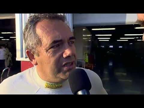 Dunlop 24H Dubai 2012 Qualifying & night practice.