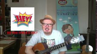 I LOVE SUMMER - Your kids will love learning and singing this song