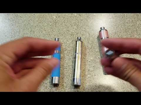 Yocan Evolve plus – Magneto – Xl Coil comparison