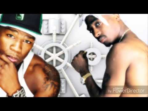 2pac - black bandana ft. 50 cent & Busta Rhymes (offical video)