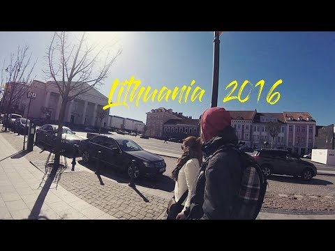 Lithuania 2016 - Travel Vlog