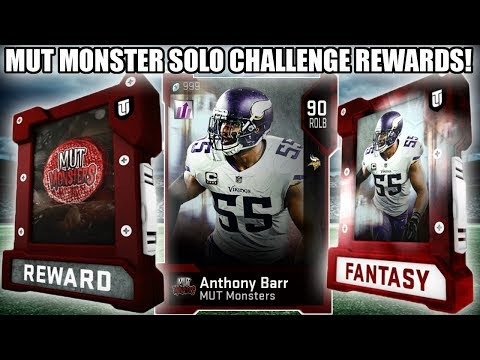 FREE 90 MONSTER! MOST FEARED MUT MONSTER...