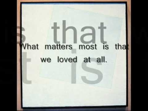 What Matters Most By: Aiza Seguerra & Vic Sotto