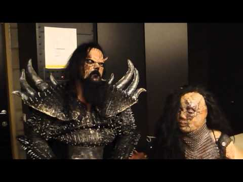 Lordi Interview @De Kreun/Kortrijk (Belgium)