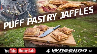 Puff Pastry Jaffles, Camping food