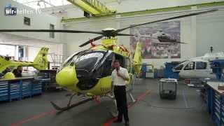 Video Ein Rettungshubschrauber EC 135 wird fertigmontiert   Zu Besuch bei Airbus Helicopter download MP3, 3GP, MP4, WEBM, AVI, FLV Februari 2018