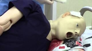 Первая помощь при повреждении волосистой части головы