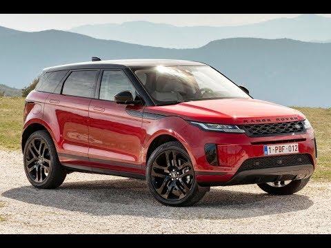 New Car: Range Rover Evoque 2019 review