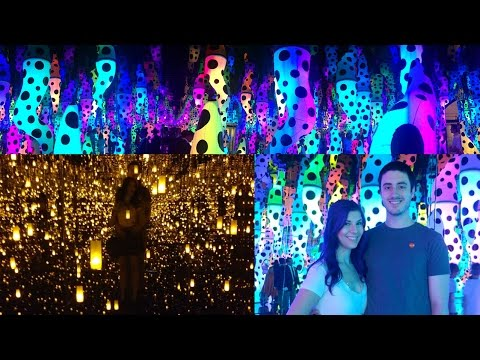 Kusama: End of the Universe VLOG! | Museum of Fine Arts Houston