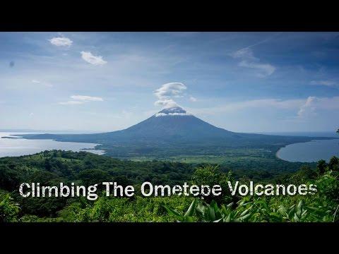 Climbing the Ometepe Volcanoes