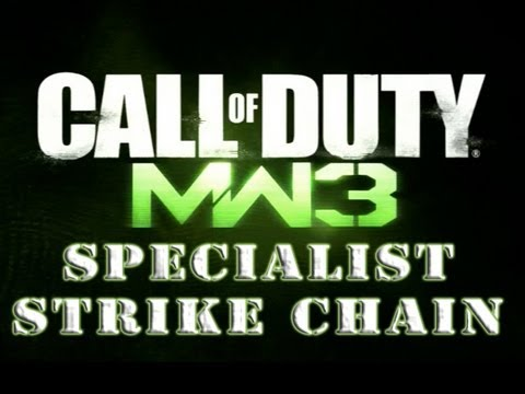 MW3: The Strike Chain - SPECIALIST - What is the OP load out?