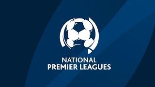NPL Victoria U20 Round 9, Dandenong City vs Altona Magic #NPLVIC