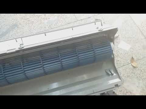 How To Disassemble And Assemble Orient Inverter Ac Indoor Unit For Service انورٹراےسی کی سروس کریں