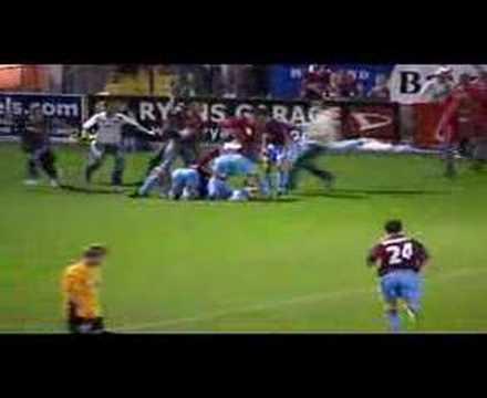 Drogheda United 1 IK Start 0