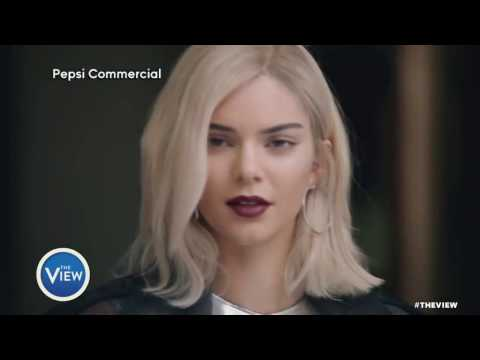 Pepsi Pulls Kendall Jenner Ad After Backlash | The View