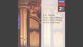 J.S. Bach: Liebster Jesu, wir sind hier, BWV 730
