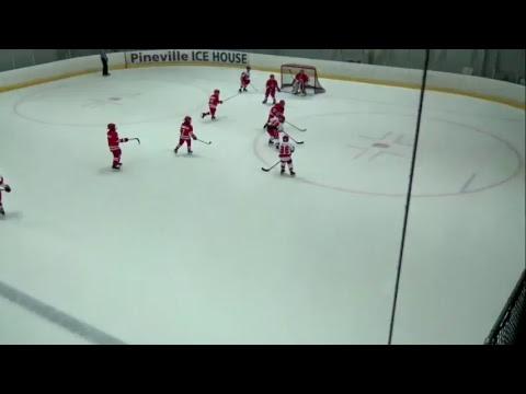 Youth Hockey | 2017 Oct 1 | Jr Hurricanes vs Charlotte Rush