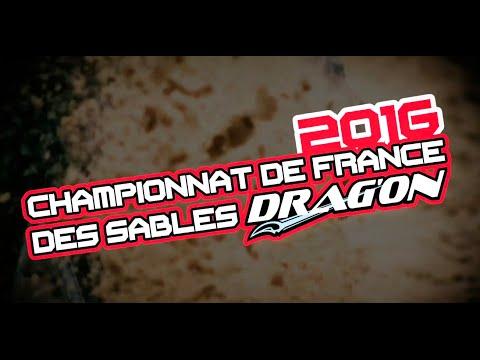 Beach Cross de Berck 2015 - Championnat de France des Sables Drag'on