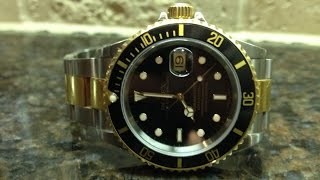 Rolex vs Omega vs Breitling  - Watch Questions Vlog 8(, 2015-11-24T05:46:39.000Z)