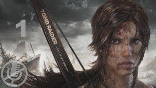Прохождение игры Tomb Raider (2013) Survival edition
