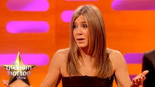 Video Jennifer Aniston Not Ready for a 'Friends' Reunion - The Graham Norton Show download MP3, 3GP, MP4, WEBM, AVI, FLV November 2017