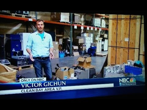 E-waste Recycling Company CleanBayArea on NBC to give $100,000 back to the owner of Apple 1 computer