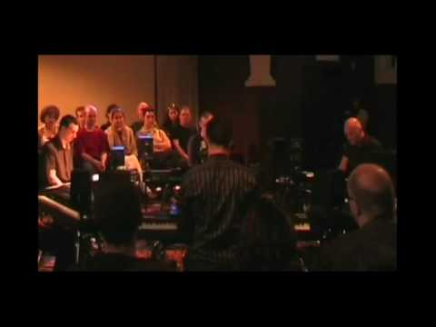 Piano Circus | Philip Glass - Music in Contrary Motion (excerpt)