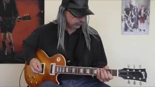 AC/DC - Cold Hearted Man - RARITY - Rhythm Cover