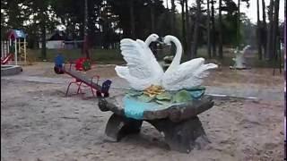 В Деревках появилась детская площадка