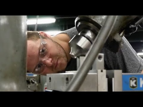 Penn College Adds Metal Fabrication Degree