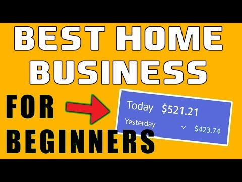 Best Home Business To Start For Beginners 🔥 (EASY & SIMPLE)