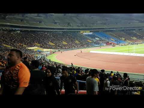 'Ayuh Bangkit Bersama' Ultras Malaya | VLog SEA Games 2017 Malaysia vs Laos | #5
