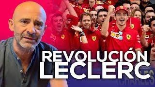Triunfó la revolución Leclerc, Vettel ha caído | El Garaje de Lobato