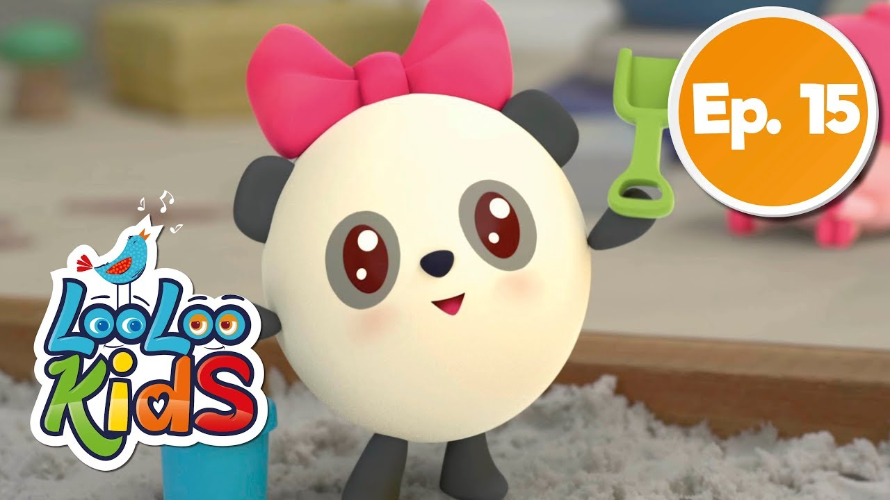 BabyRiki EP 15: Bucket - Cartoons for Children | LooLoo Kids