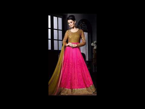 Beautiful New Designer Evening Gowns - YouTube