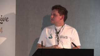 SymfonyLive London 2014 - Pawel Jędrzejewski - Sylius - eCommerce for Symfony2 Developers