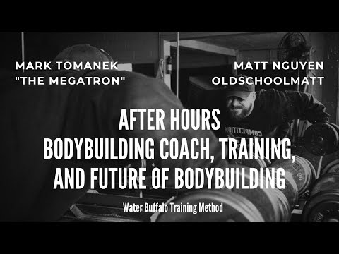 AFTER-HOURS PODCAST FT. THE MEGATRON | BODYBUILDING | TRAINING FACTORS | FUTURE OF FITNESS INDUSTRY?