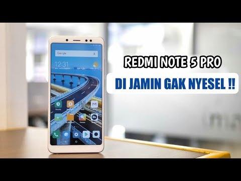 Redmi Note 5 Pro Indonesia | Ini Spesifikasi Dan Harganya